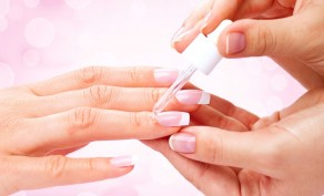 Gel Manicure with Nail Design ($45 Value)