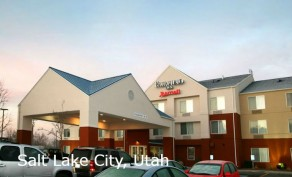 One-Night Stay at Fairfield Marriott 594 W 4500 S in Salt Lake City, UT (Up to $139 Value)