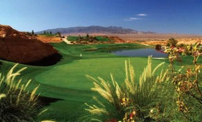 18 Holes of Golf for Two People, Includes a Cart and Large Bucket of Balls ($103 Value)
