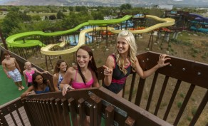 Universal Day Pass for 1 Person at Seven Peaks Water Parks or 2 People at Seven Peaks Fun Center Lehi ($24.99 Value)