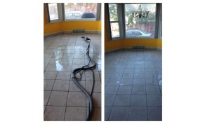 Tile and Grout Cleaning ($225 Value)