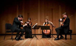 """Single Admission to """"Fry Street Quartet"""" on April 22 @ 7:30 pm (Up to $10 Value)"""
